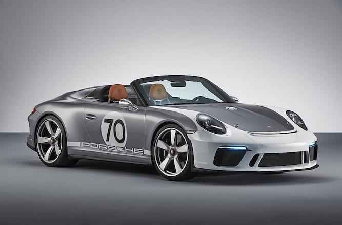 911 Speedster Concept 1 preview