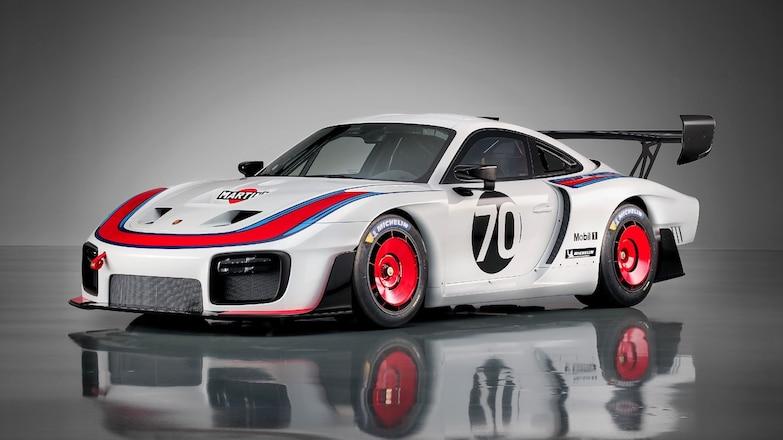 High Porsche 935 2018 Porsche Ag 1