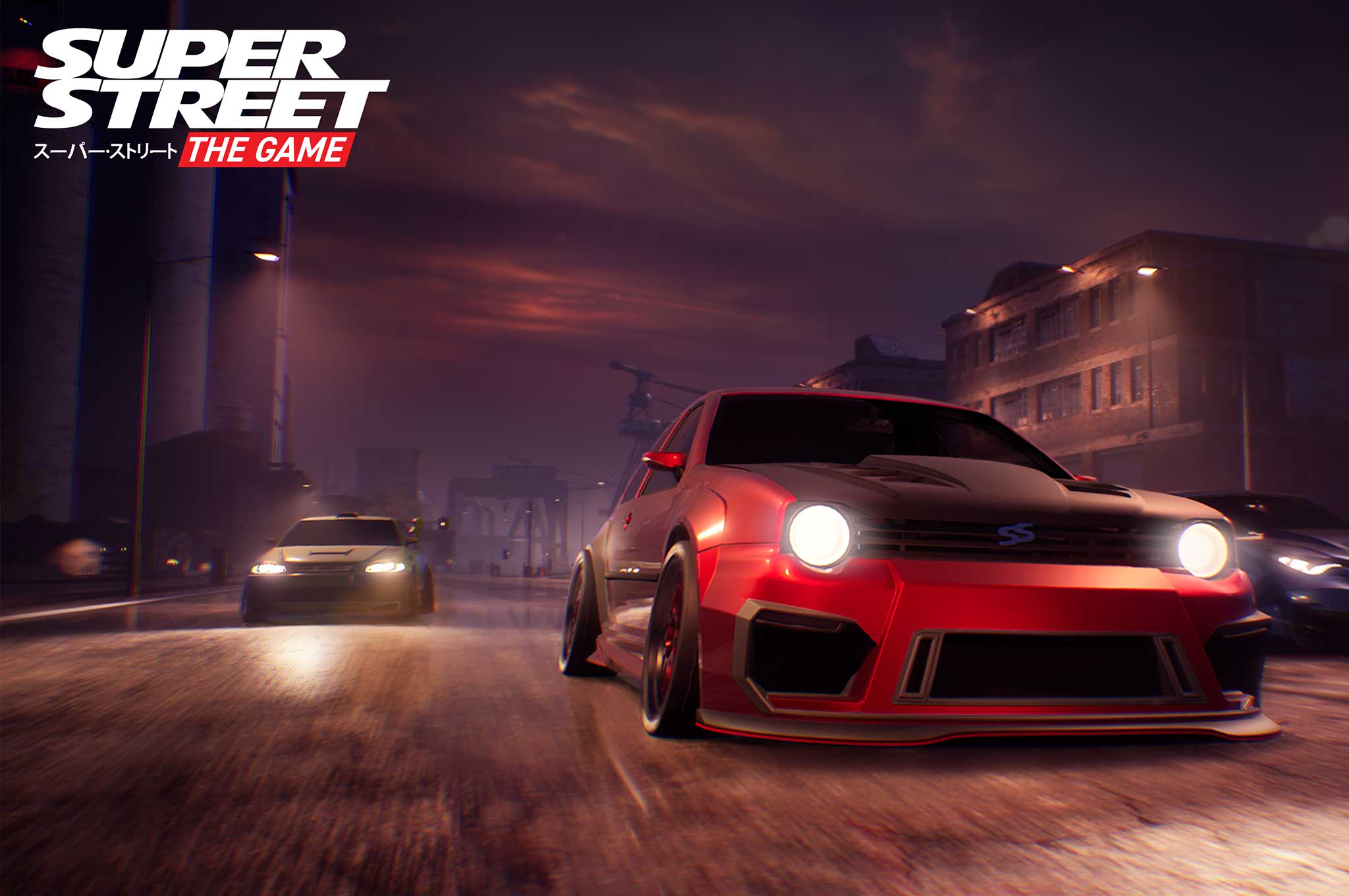 Build A Car Game >> Super Street The Game Build Race Win