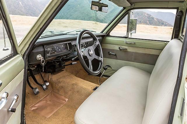 1971 72 Datsun 521 Pickup Lines