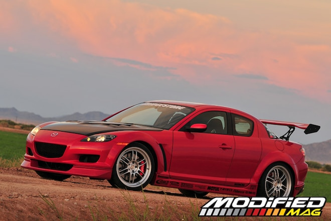 2006 Mazda RX-8 Base 6-MT - Building Your Perfect Beast