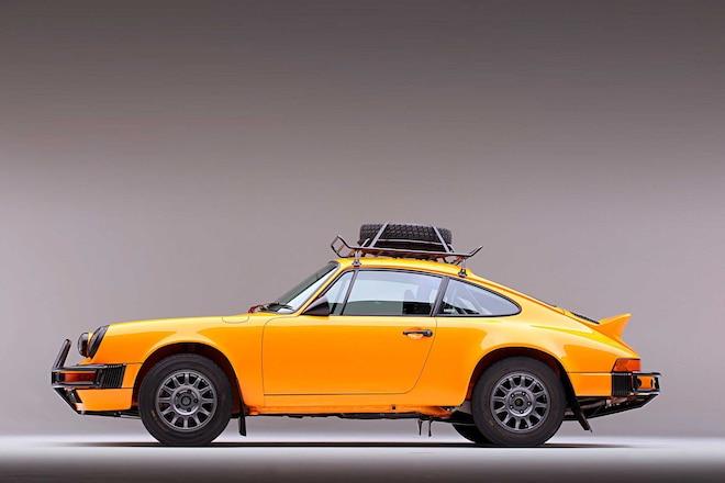 Luftauto002 Porsche 911 Driver Side Profile