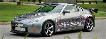 Nissan 350Z Twin Turbo - Modified Magazine