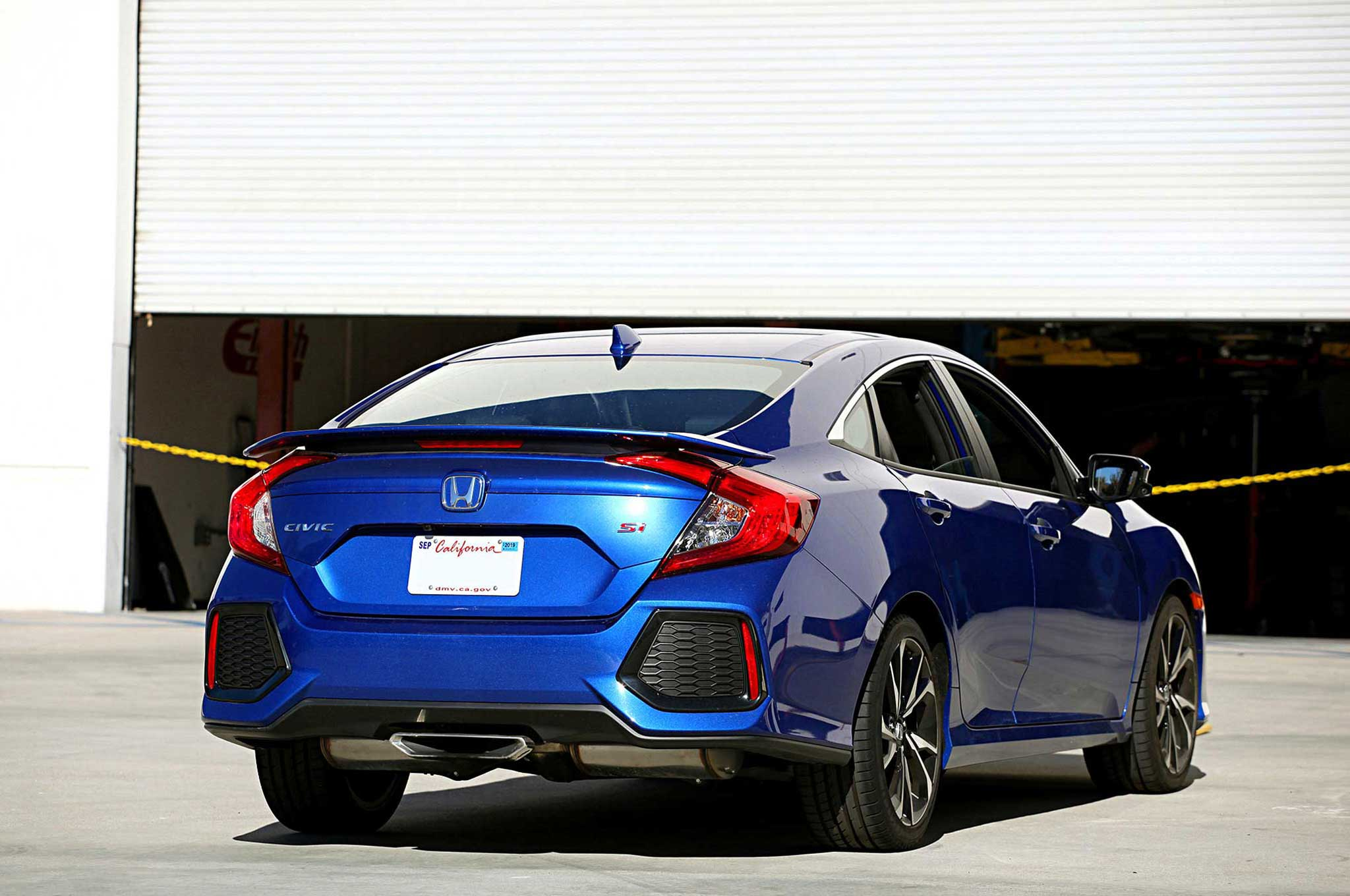 Project 2018 Civic Si Pt I Intro