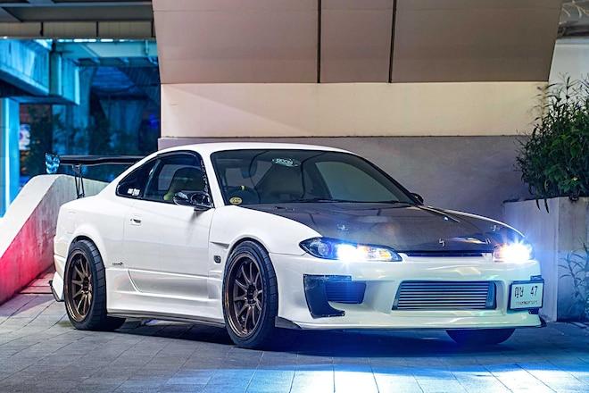1999 Nissan Silvia S15 GP Sports Custom Body Kit