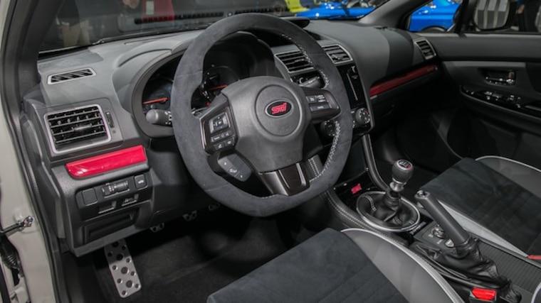 2019 Subaru WRX STI S209: 341 HP, Exclusive to America