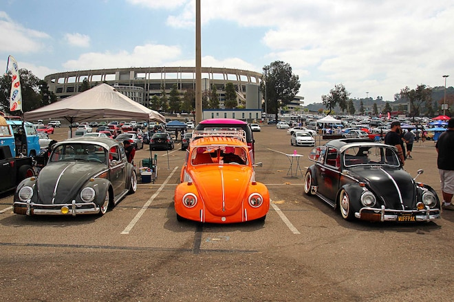 Big Socal Euro 2018 Beetles