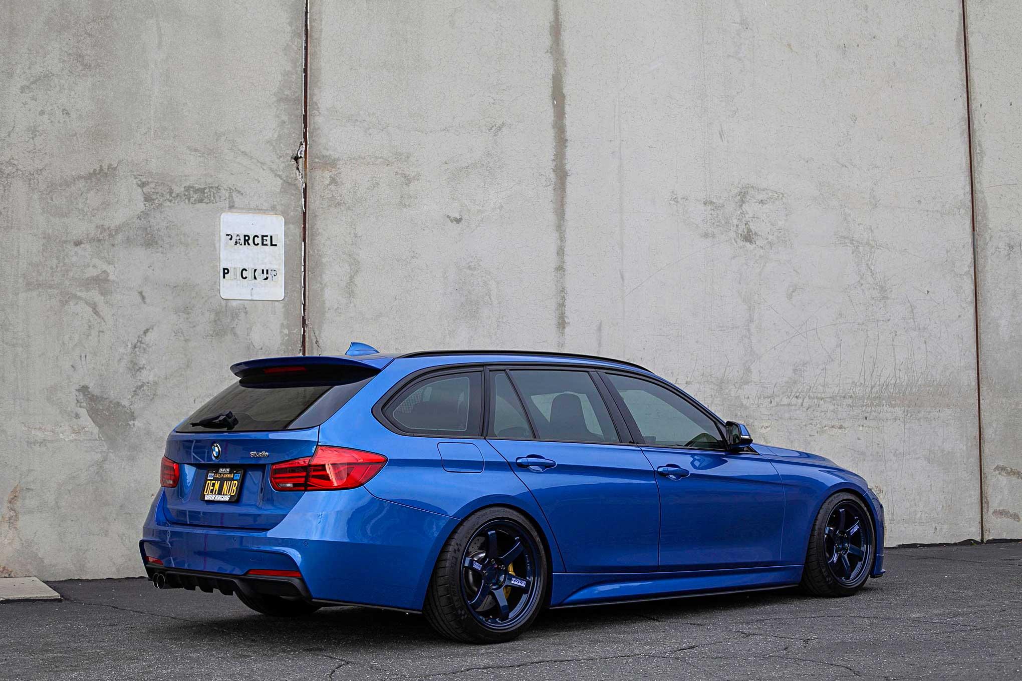 2014 BMW 328d M Sport - Family Man
