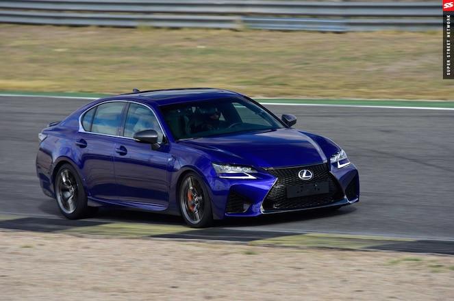 2016 Lexus Gs F Front Bumper