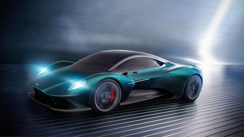 Aston Martin Vanquish 4x4 News Photos And Reviews