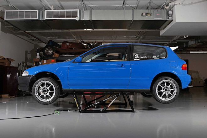 Quickjack Car Lift System Honda Civic