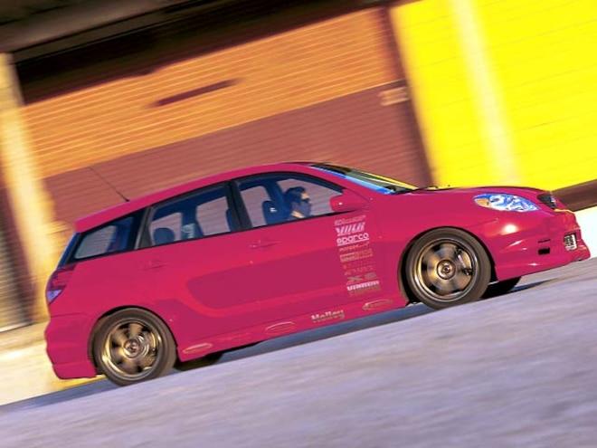 Project Toyota Matrix: Part III - Project Cars - Sport