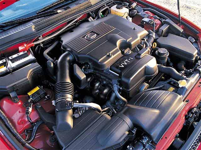 Bestseller  2001 Lexus Is300 Engine Specs