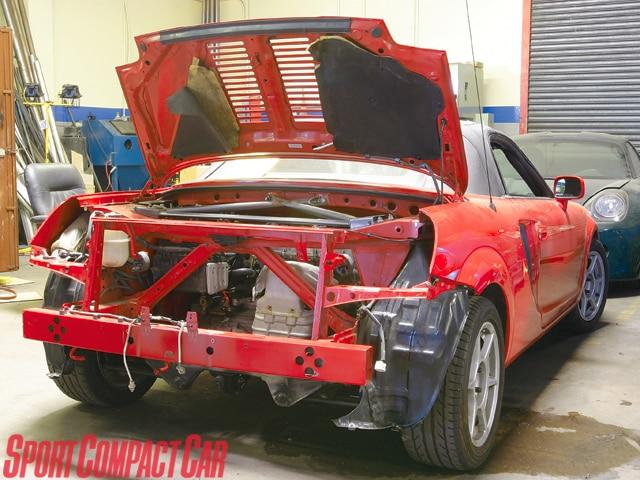 Project Toyota MR2 Spyder - Sport Compact Car Magazine