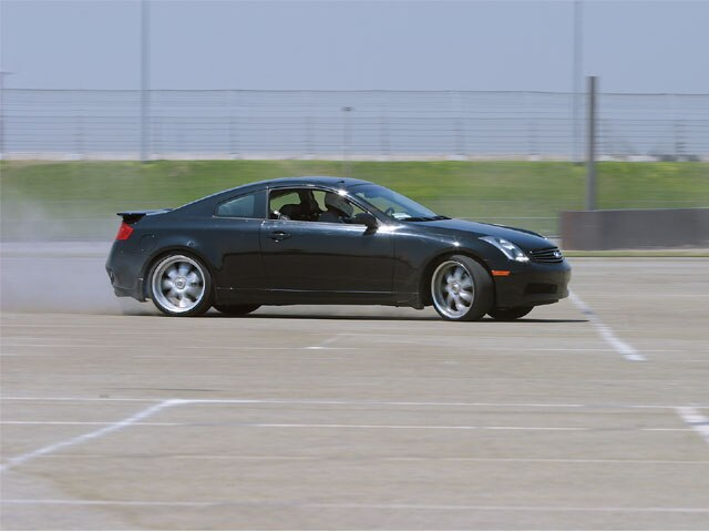 Infiniti G35 Limited-Slip Differential - Sport Compact Car