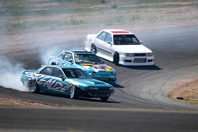 2019 Jimmy Up Matsuri R32 S13 Cressida