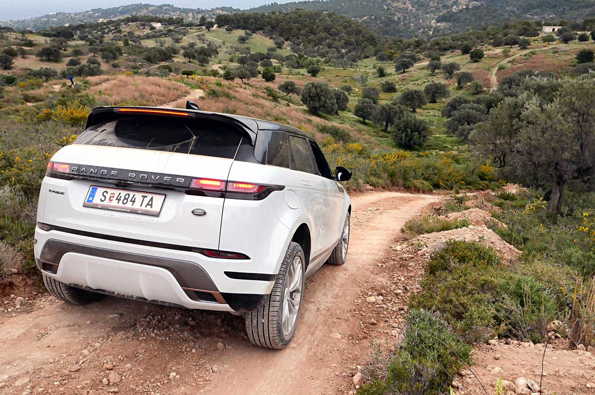 2020 Range Rover Evoque: Redesign, Specs, News, Release >> On The Road 2020 Land Rover Range Rover Evoque