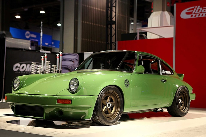 Eibach Booth 1982 Porsche 911 SC Fifteen52 Magnus Walker Outlaw 003 Wheels