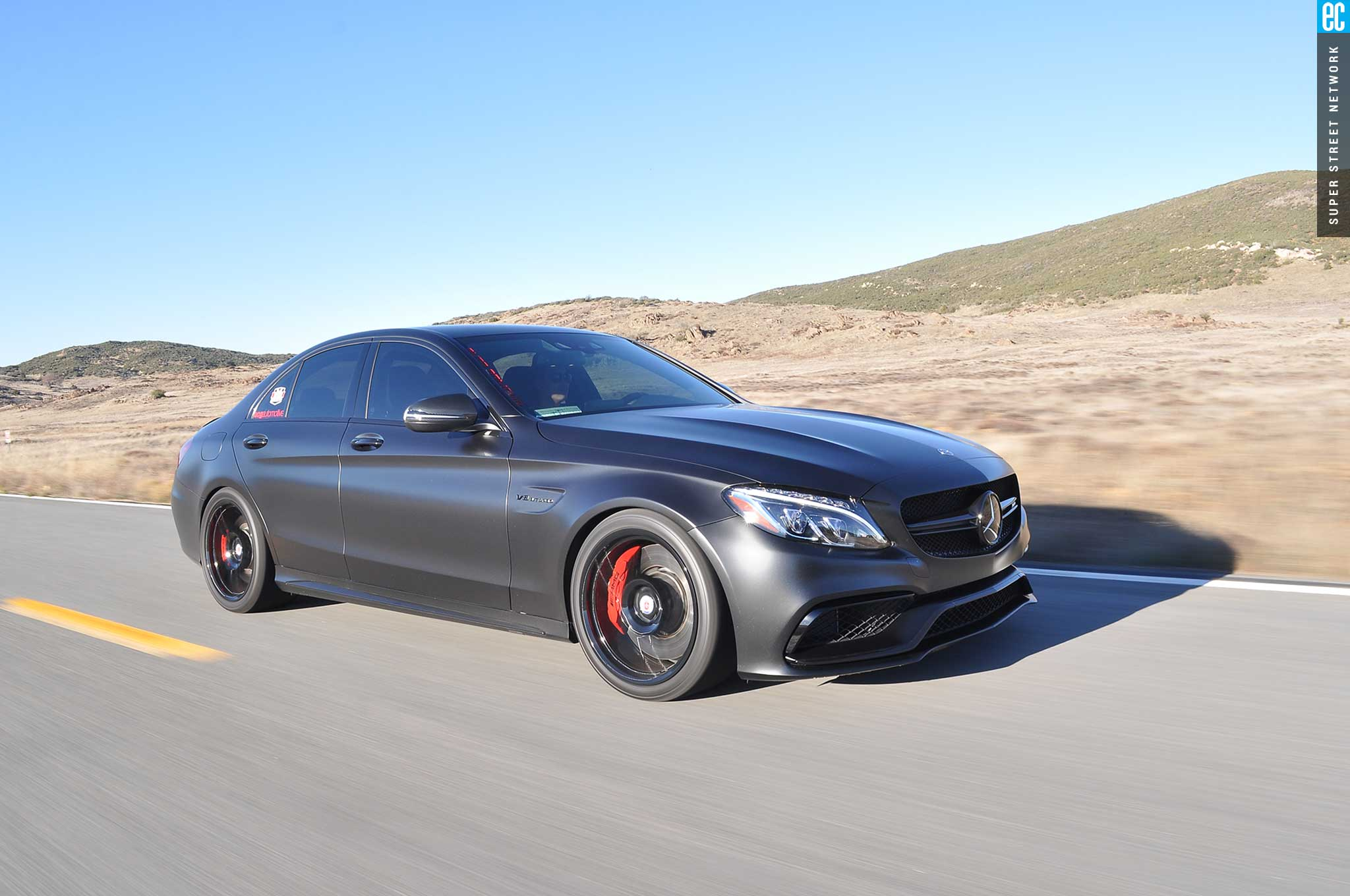 ACG Automotive 2016 Mercedes-AMG C63S