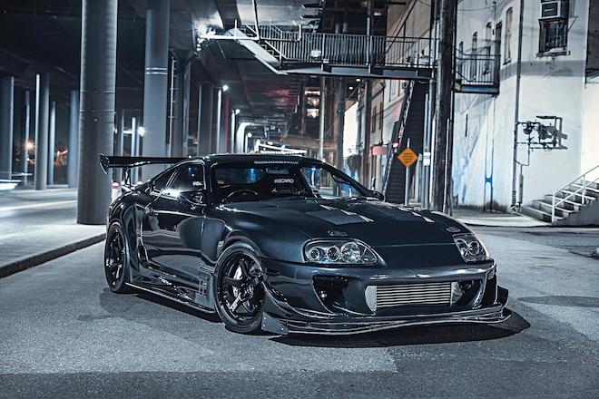 1997 Toyota Supra RZ Varis Ridox Aero