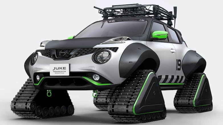 Nissan Juke Concept Tokyo
