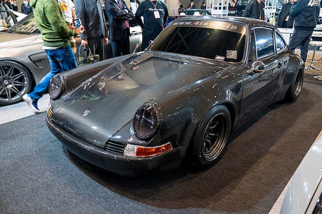 4 Laws 81 Porsche 911 Side Front View