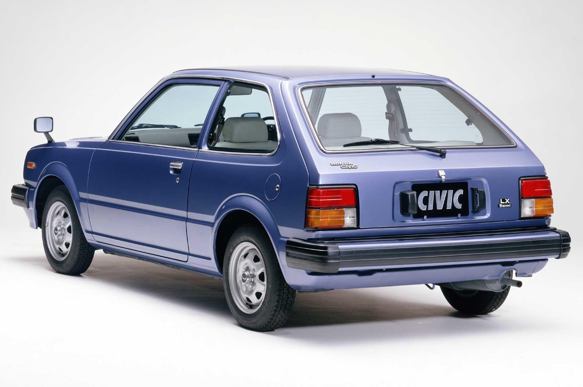 Honda Civic Generations >> Honda Civic History 10 Generations