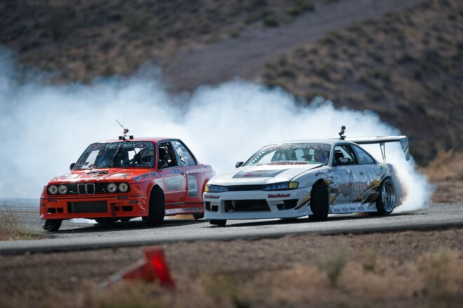 240SX Jason Kim E30 Andy Hateley