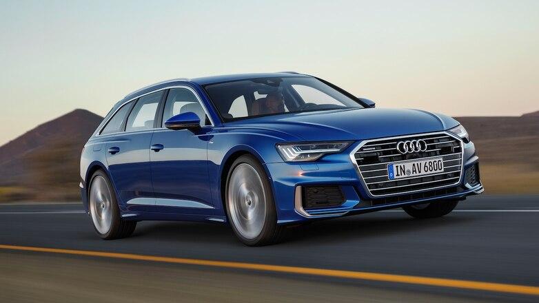 2019 Audi A6 Avant 3