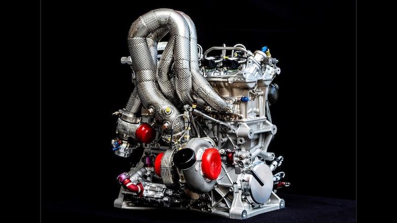 2019 Audi RS 5 DTM four cylinder engine 02