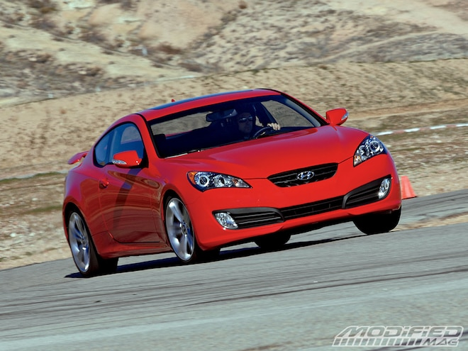2010 Hyundai Genesis Coupe - You Asked For It, Hyundai Nailed It
