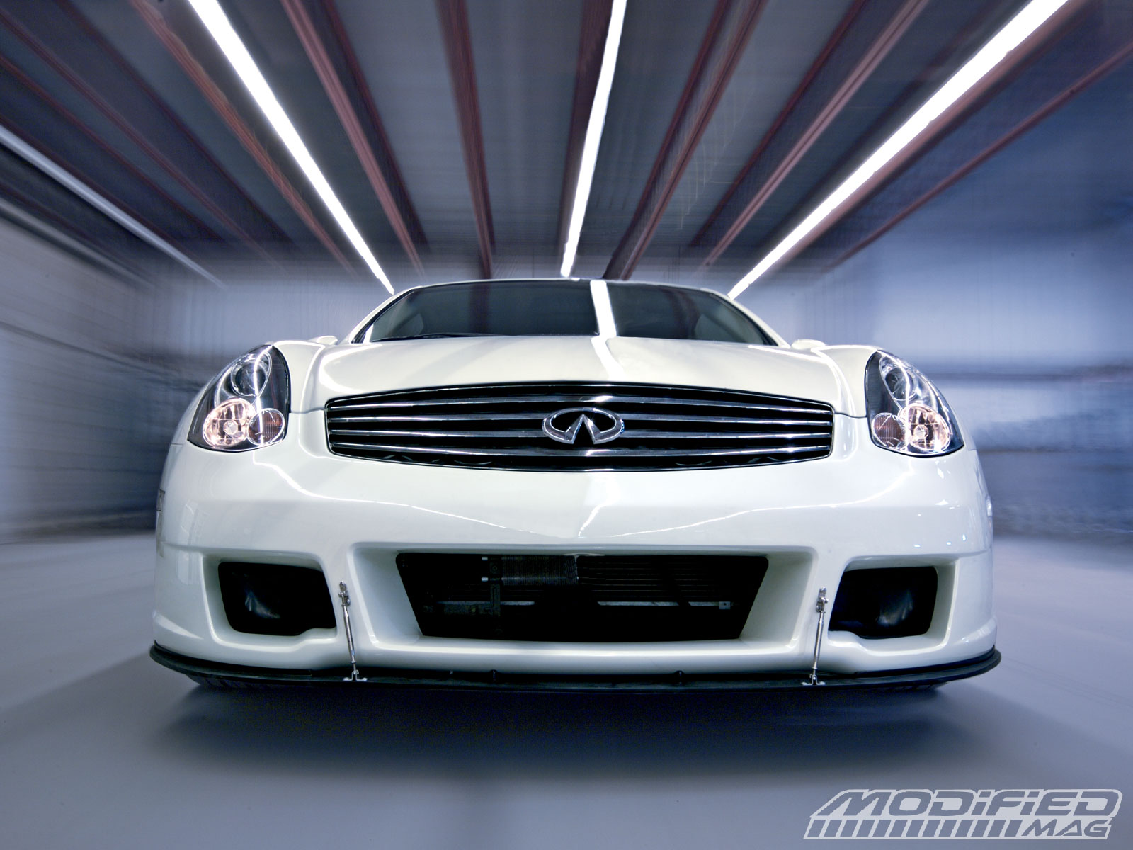Infiniti G35 Sedan Stillen Body Kit Modified Magazine