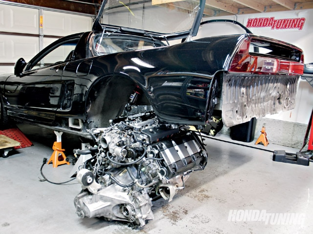 Acura NSX - New Engine & Transmission Parts - Honda Tuning MagazineSuper Street