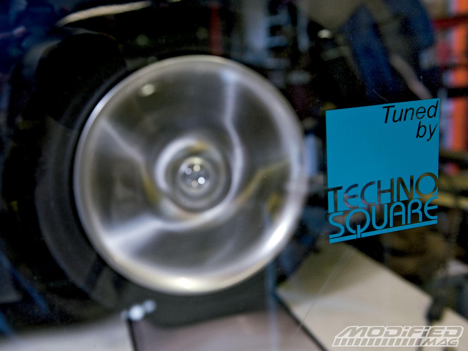 2007 Nissan 350Z - Technosquare ECU Tuning Photo & Image Gallery