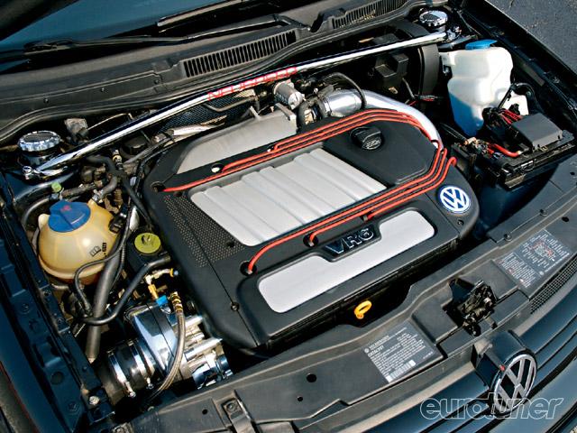 2001 VW GTI VR6 - Vinny Errico - Eurotuner Magazine