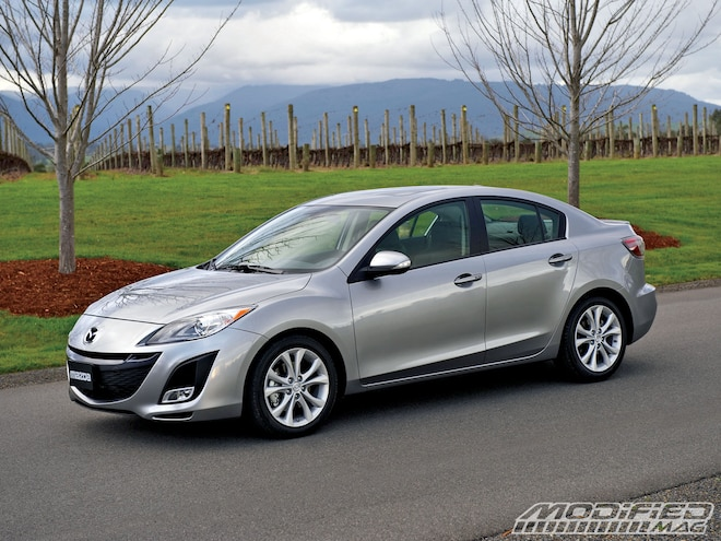 2010 Mazda3S - Put On A Happy Face - First Drive
