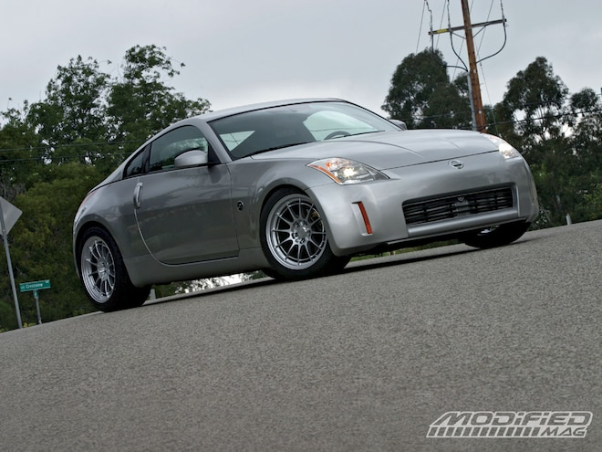 Project Nissan 350Z Twin Turbo - The Best Of Both Worlds