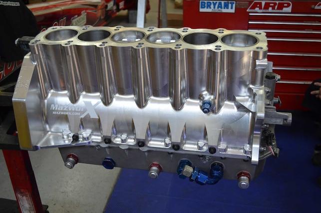 Fitzpatrick Racing's 2JZ Dragster