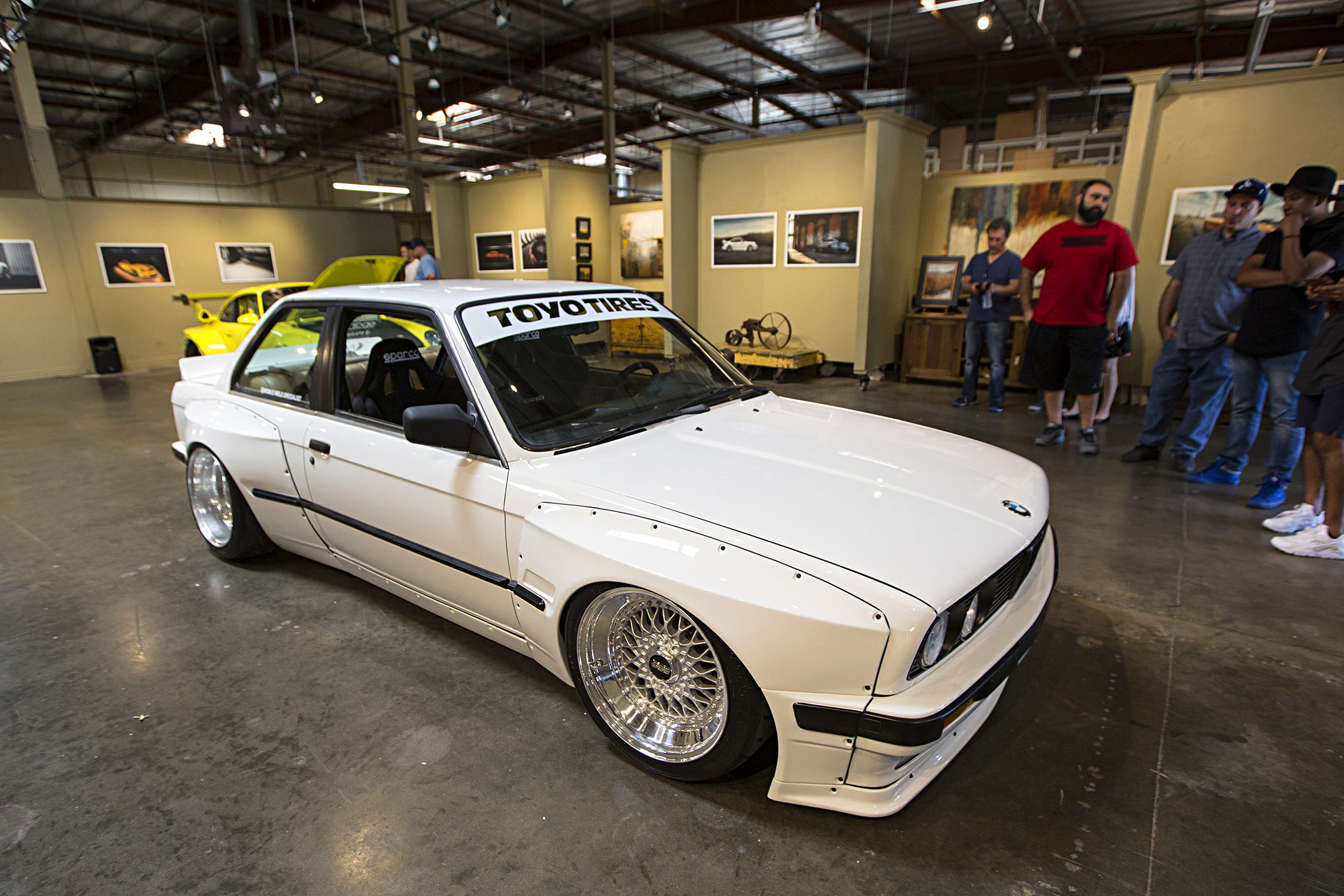 Pandem Widebody Bmw E30 Unveiled At Shutter Space