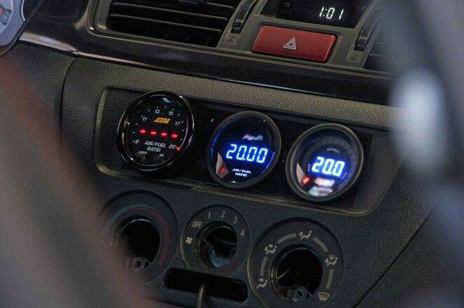 Aem Electronics Wideband Challenge Meters