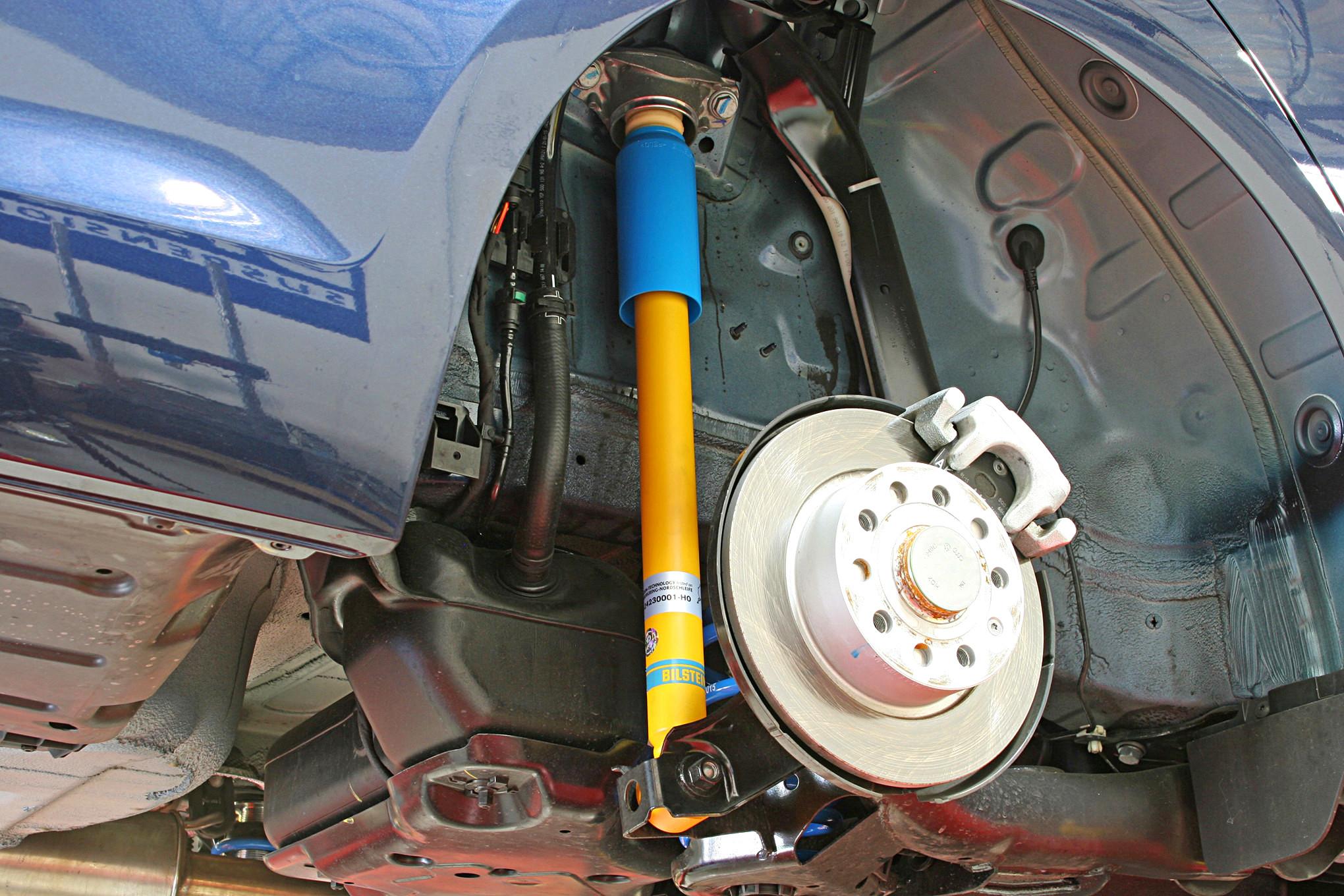 Understanding Your Car's Suspension - Getting Stiffed