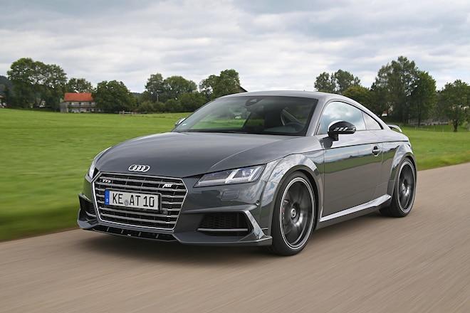 Abt Audi Tts Front Bumper