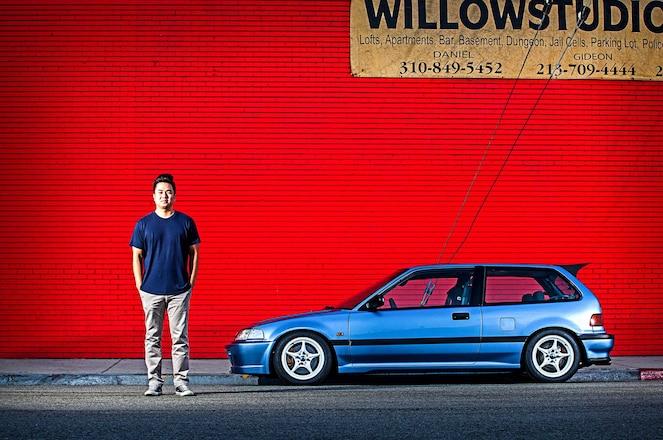 Jonathan Wong 1990 Honda Civic Si