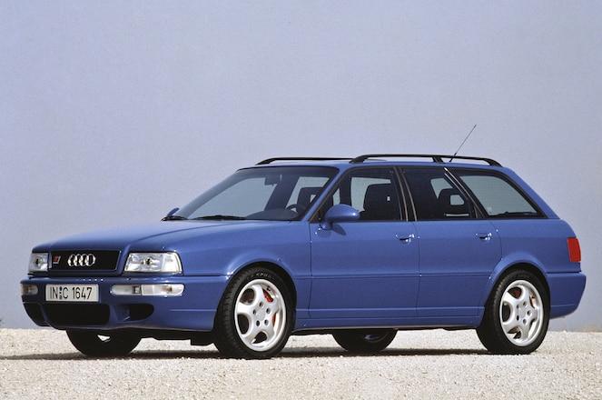 1994 Audi RS 2