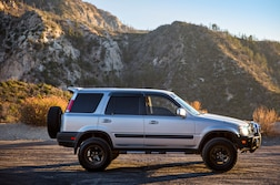 Crv Off Road >> 1998 Honda Cr V Putting The Fun Back Into Functional