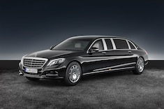 2003 Mercedes Benz S600 - Proven - European Car Magazine
