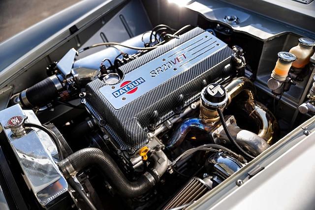 1967 Datsun 1600 Roadster - First Impressions Last