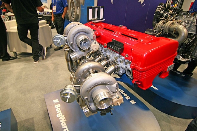 Modern Use Of Forced Induction Multiple Turbo Layout