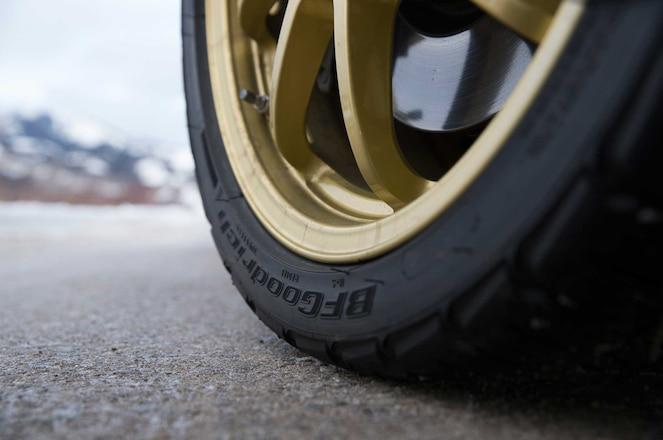 Bf Goodrich High Performance All Season Tires