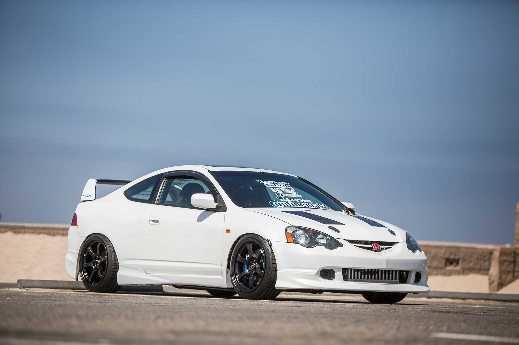 2002 Acura RSX Type-S - Rookie Move on